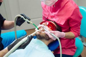 teeth cleaning humble tx